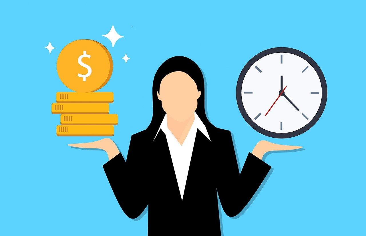 זמן וכסף